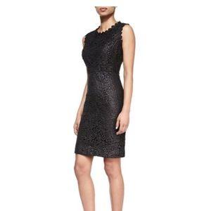 Black lace Kate spade dress